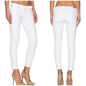 Citizens of Humanity   Avedon Skinny Jeans- White